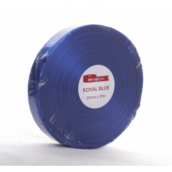 PIY - Ruban Satin 20mm x 50m Bleu Royal