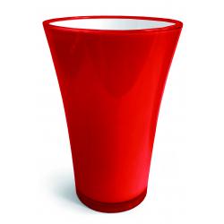 FIZZY - H45 x D29,4 cm Vase PVC Rouge