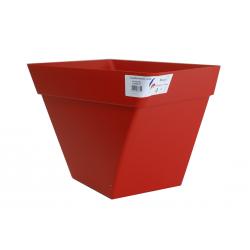 Pot Cocoripot Twist 32 cm Rouge