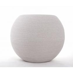 SHABBY - Pot Rond Beige D40 x H33 cm