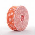 Ruban Organza Marguerite Orange 40mmx25m