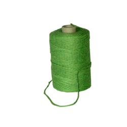 Fil Coton Vert N° 4 par 20