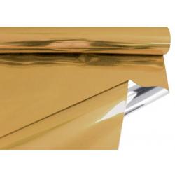 Papier  Métal Or 0.70x50m