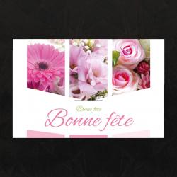BONNE FETE - Carte Jeso Triple