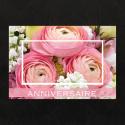 HEUREUX ANNIVERSAIRE - Carte Jeso Brillant Gold 10