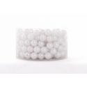Blanc - D14 mm Perles Par 300 g