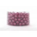 Perles 14mm Rouge par 210