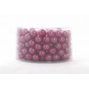 Rouge - D14 mm Perles Par 300 g