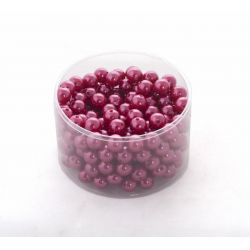Rouge - D14 mm Perles Par 300 g