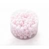 Perles 14mm Rose  par 210