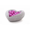 Fuchsia - D14 mm Perles Par 300 g
