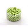 Perles 10mm Vert Pomme par 600