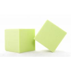 Mousse Cube Anis 10 cm
