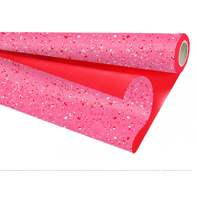SPOT - Opaline 80 cm x 25 m Rouge