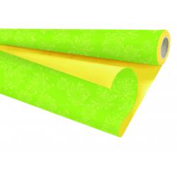 POEME - Opaline 80 cm x 25 m Jaune Vert