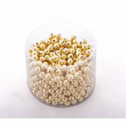 Or - D10 mm Perles Par 300g