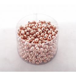 Perles 10mm Cuivre  par 600
