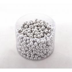 Argent - D10 mm Perles Par 300g