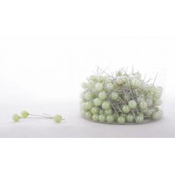 Epingles Perle Vert Pomme...