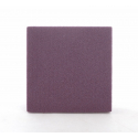 CUBE - Mousse Rainbow Bordeaux 10 cm par 3