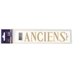 ANCIENS - Expression Deuil