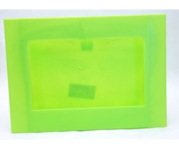 Cadre v g tal vert anis 25 x 35 cm - Lambris pvc vert anis ...