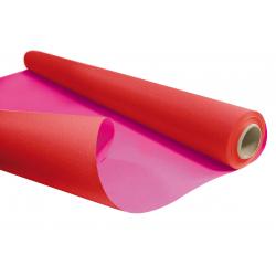 DUO - Rouleau Kraft Rouge / Fuchsia 0.80 x 40 m - 60gr / m²