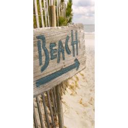 Bannière 90x180cm Beach