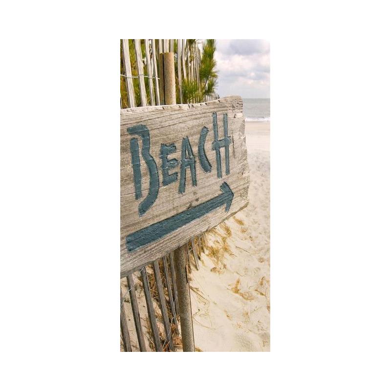 BEACH - Bannière L90 x H180 cm
