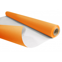 Papier Kraft Orange 80cm x...