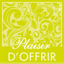 PLAISIR D'OFFRIR - Etiquettes Jeso QUADRI