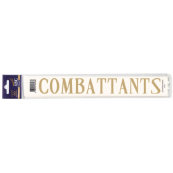 COMBATTANT - Expression Deuil