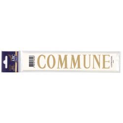 COMMUNE - Expression Deuil