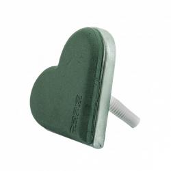 LADY HEART - Poignée de Mariée en Coeur L19cm par 2