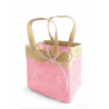 FIJI - Sac Fiji Medium Rose 18x22x20 par 10