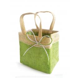 FIJI - Sac Medium Vert par 10