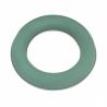Mousse Couronne S/Base Plastique 30 cm/4