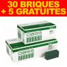Mousse Oasis Ideal 35 briques Promo 5 gratuits