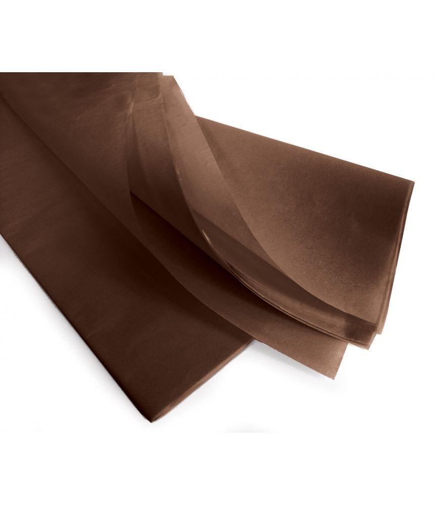rame de mousseline 50x75 cm chocolat par 480 feuilles. Black Bedroom Furniture Sets. Home Design Ideas