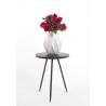 Table Ronde Bronze h51.5D40cm