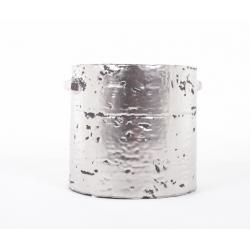 GIAN - Pot Argent Mat 15x14H