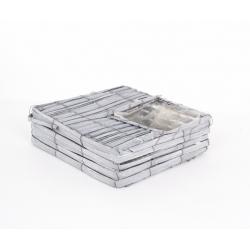 TILLA - Vannerie Carrée Avec Trou L20 x H6 cm