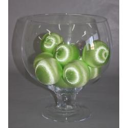 Boules soie 48mm 2.5L Vert clair