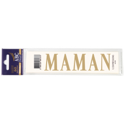 MAMAN - Expression Deuil