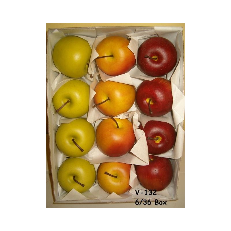 Pommes GM Rouge/Vert/Jaune