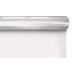 Bulle clayrbrill blanc 0.7x50m