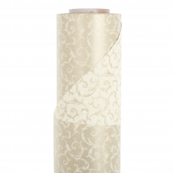 VELO - Opaline L0.8 x L40m Or / Crème