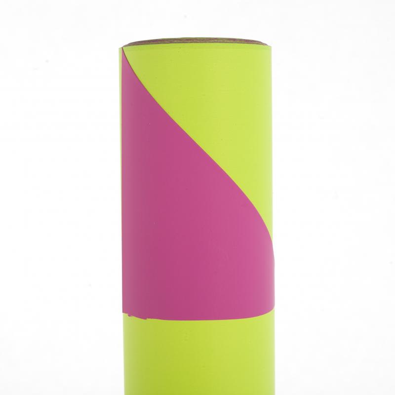 Opaline 0.8x40m Fuchsia / Vert