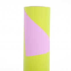 Opaline 0.8x40m Rose / Vert