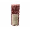 Guirlande Perles plastique 8mm x 10m Rouge